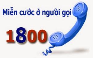 Dịch vụ đầu số 1800