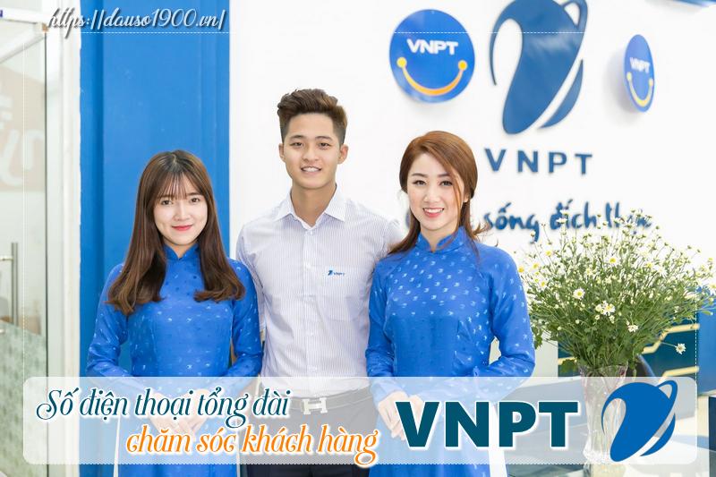 Số Điện Thoại Tổng Đài Chăm Sóc Khách Hàng VNPT Là Bao Nhiêu?