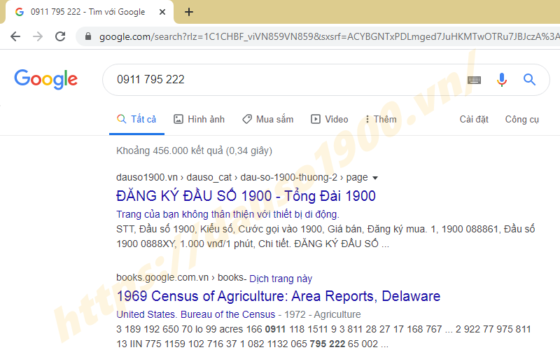 Cách tra số điện thoại của người khác Kiểm trabằng google