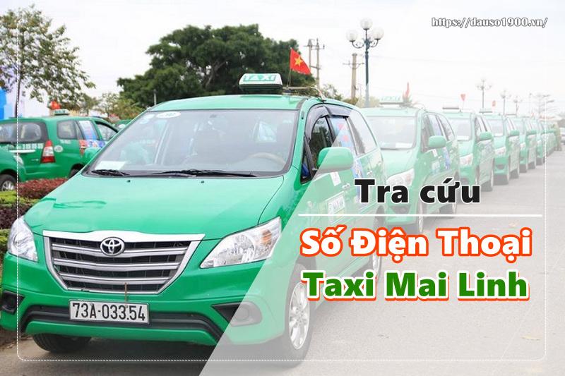 Số Điện Thoại Taxi Mai Linh Của Mỗi Thành Phố Trên Toàn Quốc