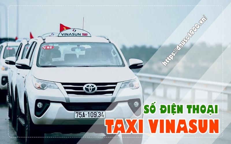 Số Điện Thoại Taxi Vinasun Phục Vụ Khách Hàng 24/24 Là Số Bao Nhiêu?