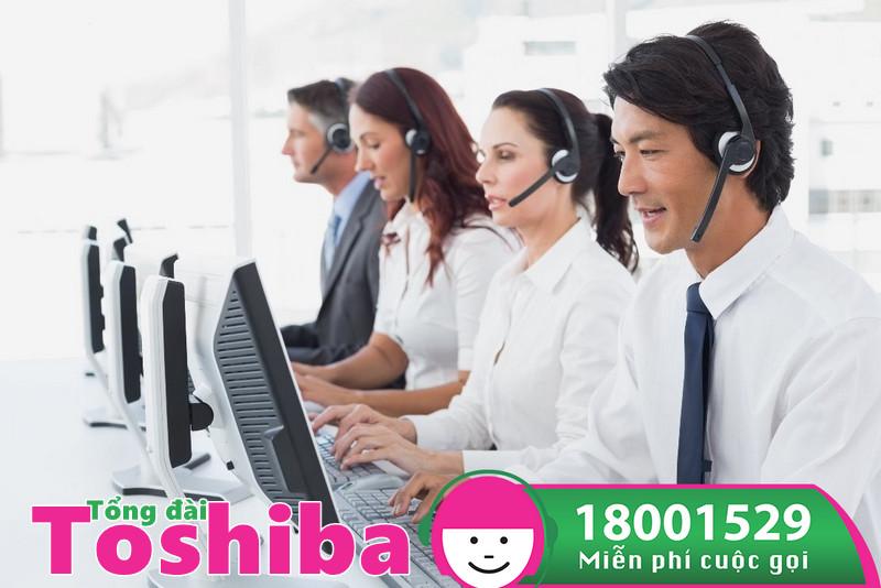 Số Điện Thoại Tổng Đài Toshiba 1800 Là Bao Nhiêu?