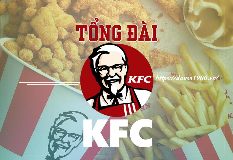 tổng đài KFC