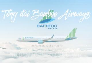 Số Điện Thoại Tổng Đài Bamboo Airways Là Bao Nhiêu?