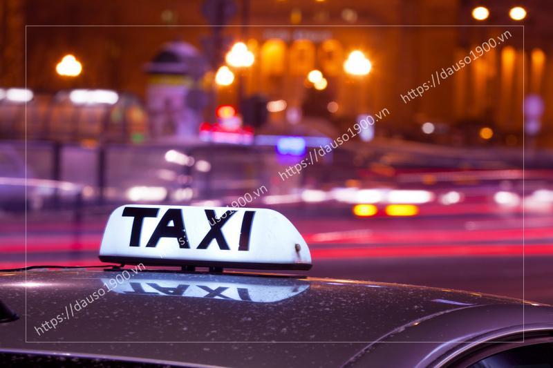 Một Số Lưu Ý Khi Đi Taxi