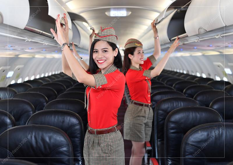 Tổng đài của hãng hàng không VietJet Air