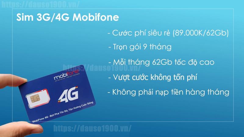 Tổng đài hỗ trợ các dịch vụ 9090 của MobiFone