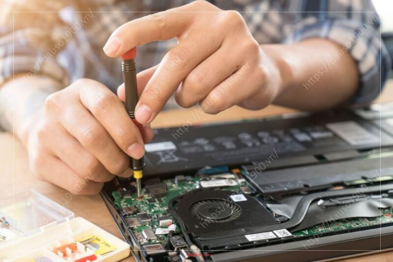 Dịch Vụ Bảo Hành Của Thương Hiệu Dell Có Thể Giúp Kiểm Tra, Tư Vấn Và Hướng Dẫn Khách Hàng Khắc Phục Lỗi Từ Xa