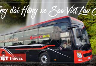 Số Điện Thoại Tổng Đài Hãng Xe Sao Việt Lào Cai Là Bao Nhiêu?