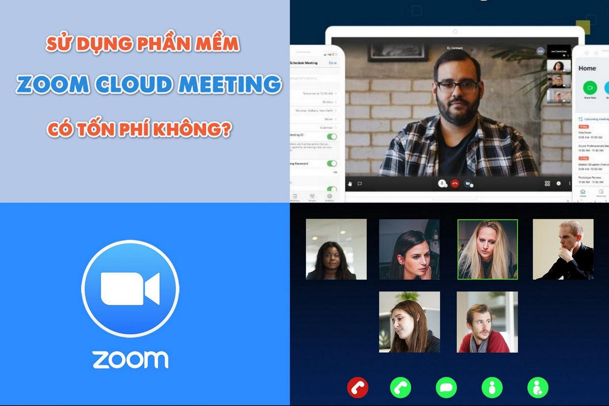 Có nên sử dụng phần mềm Zoom Cloud Meeting không?